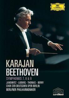 Beethoven, Ludwig van - Die Sinfonien 7, 8 & 9