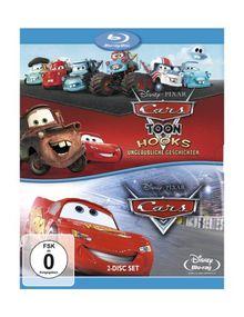 Cars/Hooks unglaubliche Geschichten [Blu-ray]