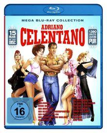 Adriano Celentano - Mega Blu-ray Collection