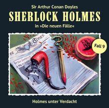 Sherlock Holmes : Die neuen Fälle - Fall 09 : Holmes Unter Verdacht