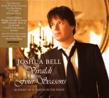 Vivaldi: The Four Seasons/Die Vier Jahreszeiten (limited Edition)