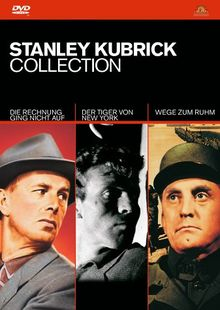 Stanley Kubrick Collection (3 DVDs)
