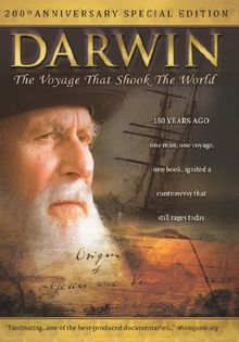 Darwin The Voyage That Shook The World [DVD] [UK Import]