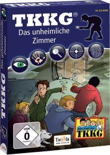 TKKG 16: Das unheimliche Zimmer