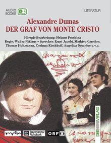 Der Graf von Monte Christo. Audiobook. 3 CDs.
