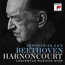 Beethoven: Sinfonien Nr. 4 & 5