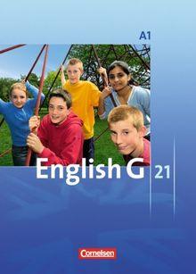 English G 21 - Ausgabe A: Band 1: 5. Schuljahr - Schülerbuch: Festeinband: Für Gymnasien