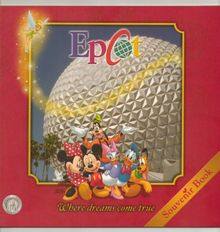 Walt Disney World SC Epcot (Walt Disney Parks and Resorts merchandise custom pub (Walt Disney's Comics and Stories)