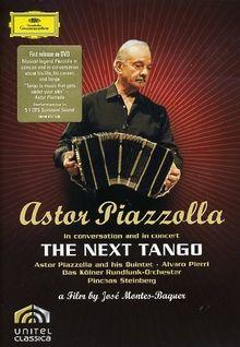 Astor Piazzolla - The Next Tango