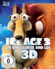 Ice Age 3 - Die Dinosaurier sind los (+ BR) [3D Blu-ray]