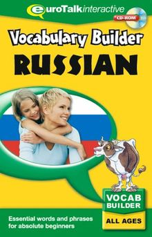 Vocabulary Builder Russian: Language fun for all the family ? All Ages (PC/Mac)