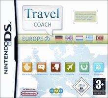 Travel COACH - Europe 2