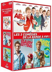 Coffret philippe lacheau 3 films : alibi.com ; babysitting 1 et 2