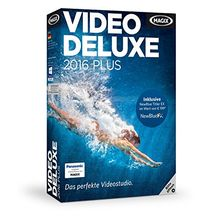 MAGIX Video delxue 2016 Plus