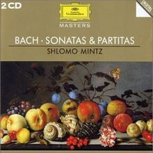 Masters - Bach. Sonatas and Partitas.