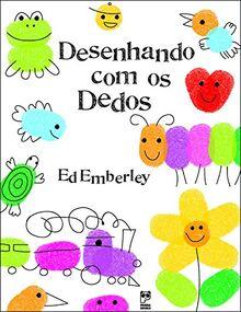Desenhando Com Os Dedos (Em Portuguese do Brasil)