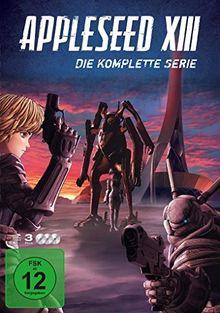 Appleseed XIII - Die komplette Serie [3 DVDs]