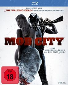 Mob City [Blu-ray]
