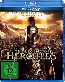 The Legend of Hercules [3D Blu-ray]