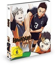 Haikyu!! Vol.2/Episode 07-12 [2 DVDs]