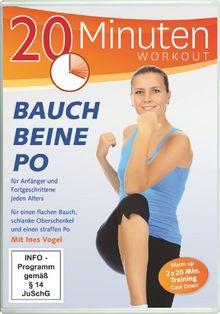 20 Minuten Workout - Bauch Beine Po