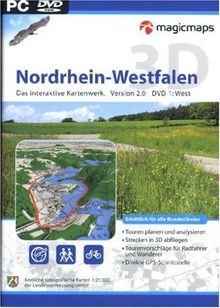 Nordrhein-Westfalen 3D West. 2.0