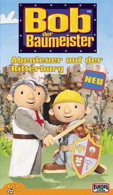 Bob der Baumeister 14: Abenteuer auf der Ritterburg [VHS]