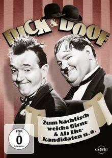 Dick & Doof - Zum Nachtisch weiche Birne & Als Ehekandidaten u.a.