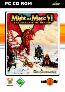 Might and Magic VI: The Mandate of Heaven [Red Fly]