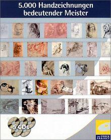5000 Handzeichnungen bedeutender Meister