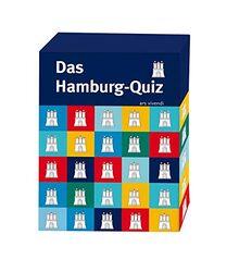 Das Hamburg-Quiz - 71 Quizfragen rund um die Hansestadt - Das perfekte Wissensspiel für jeden Hamburg-Fan