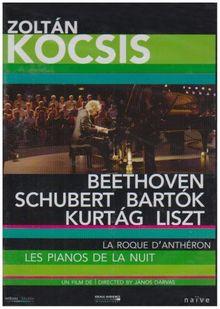 Zoltan Kocsis - Beethoven, Schubert, Bartók, Kurtág & Liszt