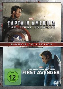 Captain America - The First Avenger + The Return of the First Avenger [2 DVDs]