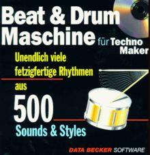 Beat & Drum Maschine für TechnoMaker, CD-ROM mit Begleitbuch