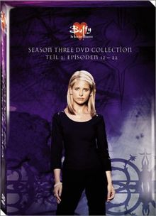 Buffy - Im Bann der Dämonen: Season 3.2 (Episode 12 - 22, 3 Discs) [Box Set]