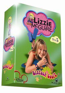 Lizzie McGuire Box Set 3 [4 DVDs]