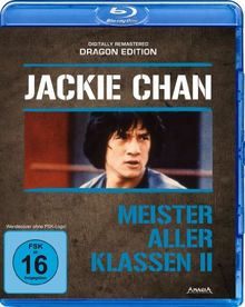 Jackie Chan - Meister aller Klassen 2 - Dragon Edition [Blu-ray]