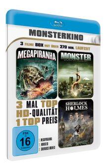 Monsterkino Metallbox-Edition (3 Filme Blu-ray)