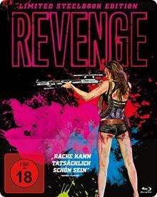 Revenge - Steelbook [Blu-ray]