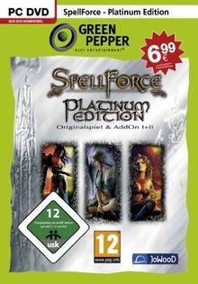 Spellforce - Platinum Edition [Green Pepper]
