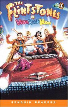 The Flintstones in Viva Rock Vegas (Penguin Readers: Level 2)