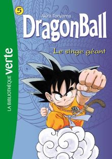 Dragon Ball, Tome 5 : Le singe géant