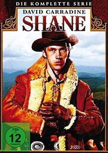 Shane [3 DVDs]