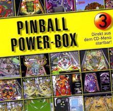 Pinball Power-Box (Shareware-Versionen)