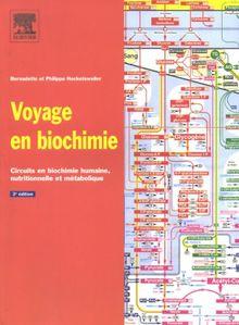 Voyage en biochimie : Circuits en biochimie humaine, nutritionnelle et métabolique (Vb3)