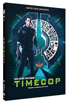 Timecop - Mediabook Cover B - Limitiert auf 333 Stück (+DVD) [Blu-ray]