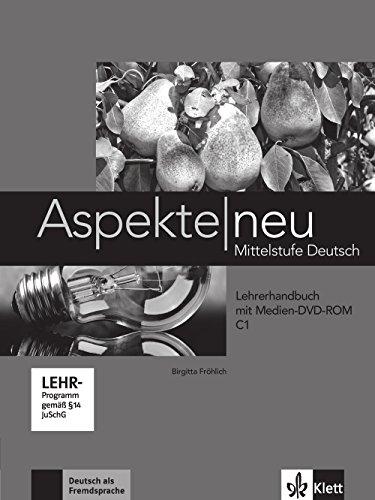 Aspekte Neu C1 Mittelstufe Deutsch Lehrerhandbuch Mit Digitaler