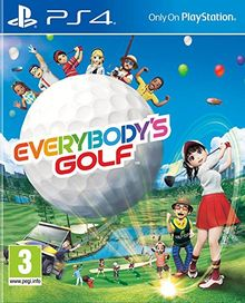 Everybody's Golf [PlayStation 4]