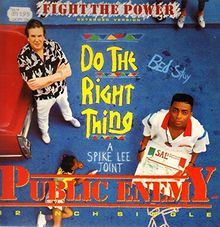 Fight the power [Vinyl Single]