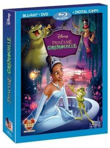 La princesse et la grenouille [Blu-ray] [FR Import]